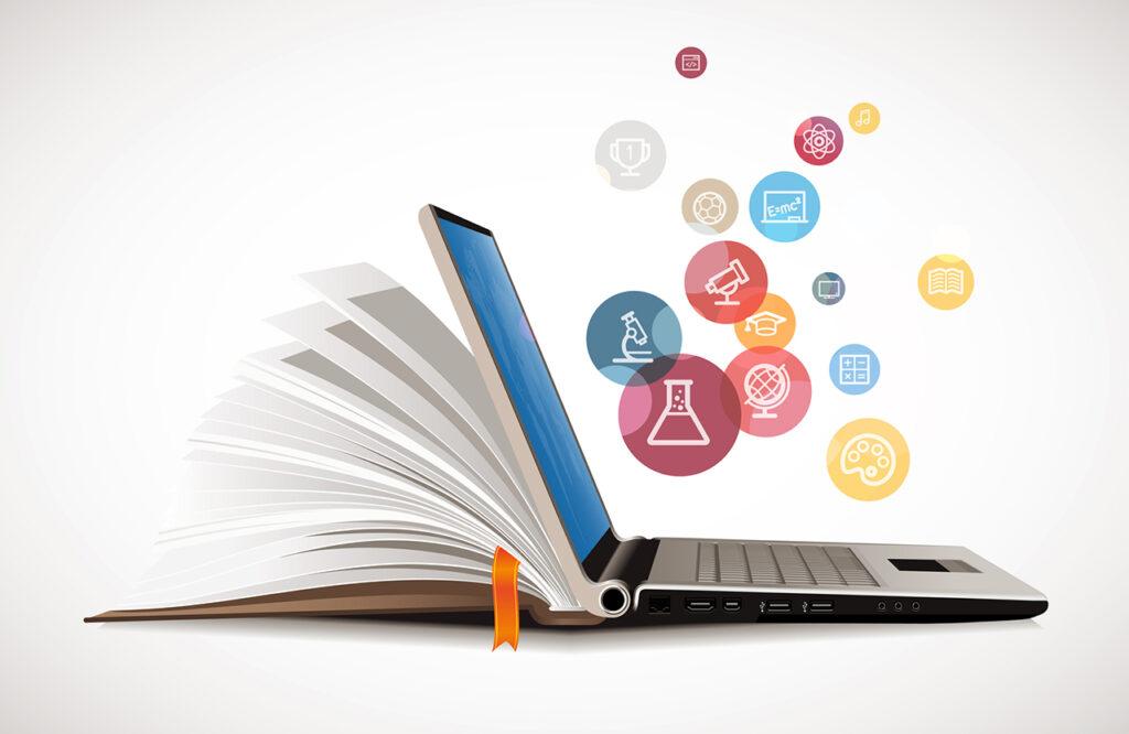 Laptop - Open leermateriaal