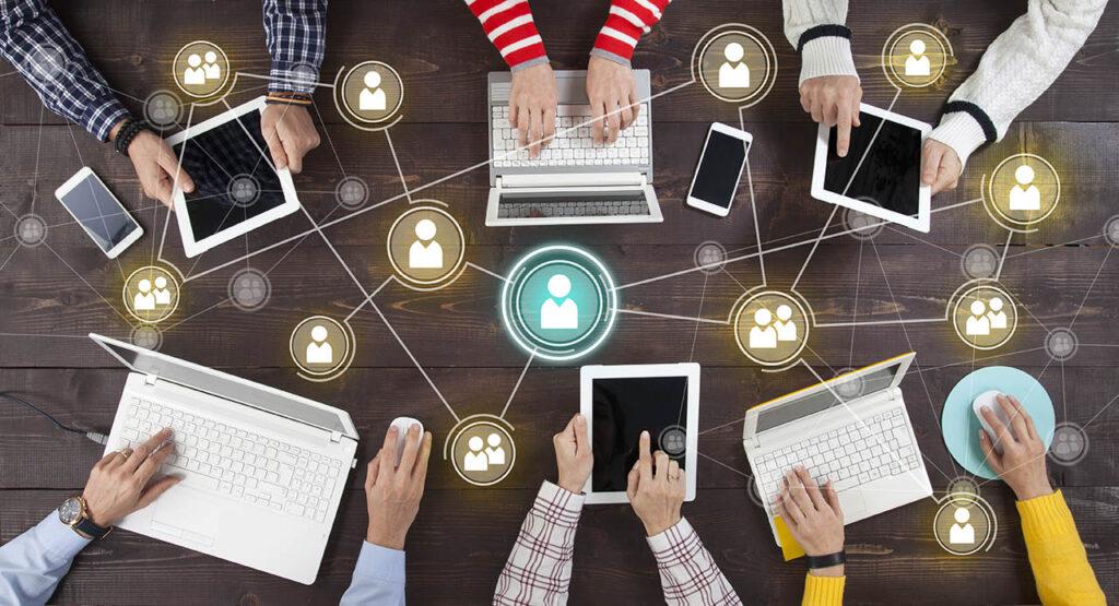 Samenwerking in digitale leeromgeving