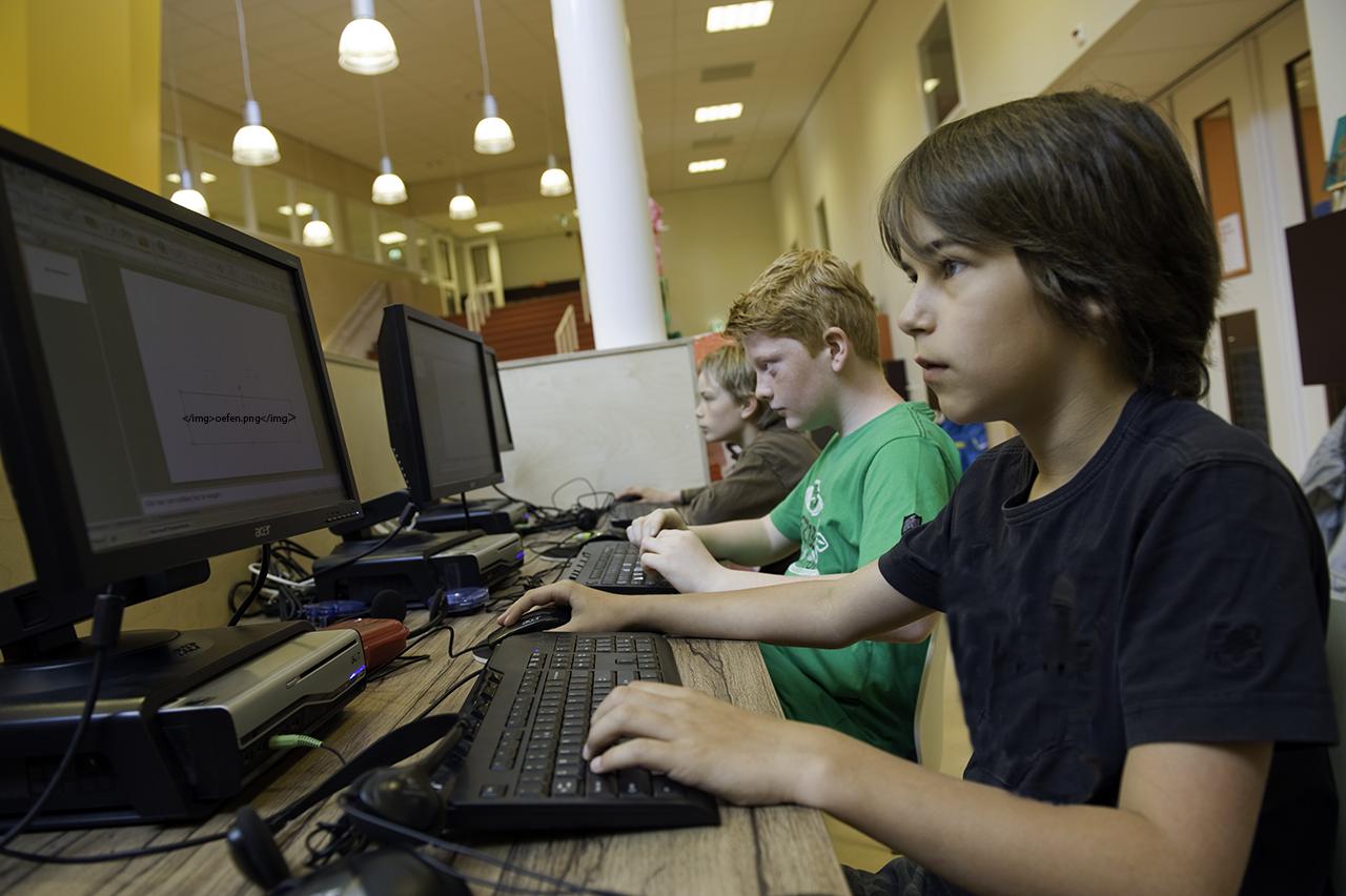 Programmeren in de klas heeft positieve effecten