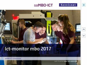 Ict-monitor mbo 2017