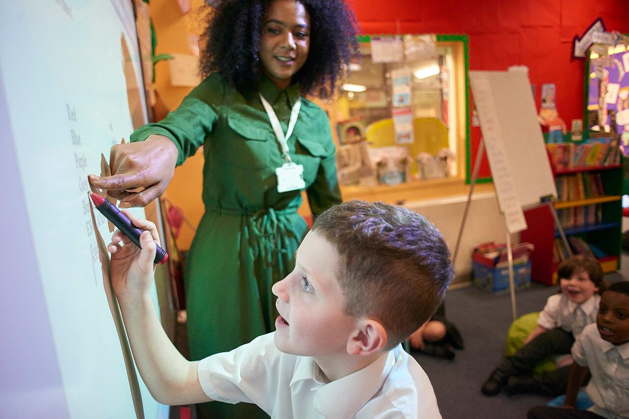 Touchscreen aanschaffen voor in de klas? 8 tips die u helpen bij uw keuze