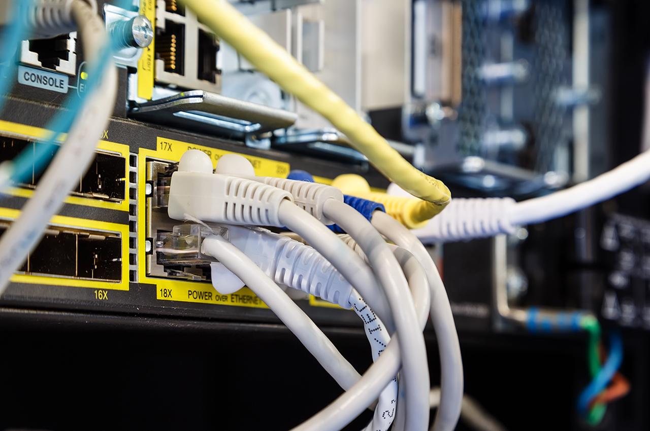 Meerdere netwerkkabels voor meer capaciteit