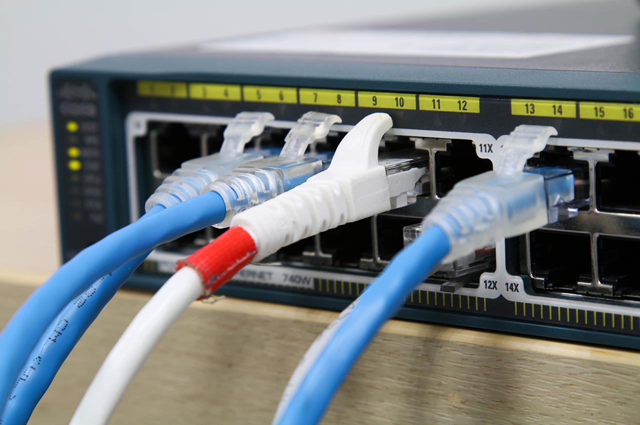 Wifi router voor een goede internetverbinding in het onderwijs