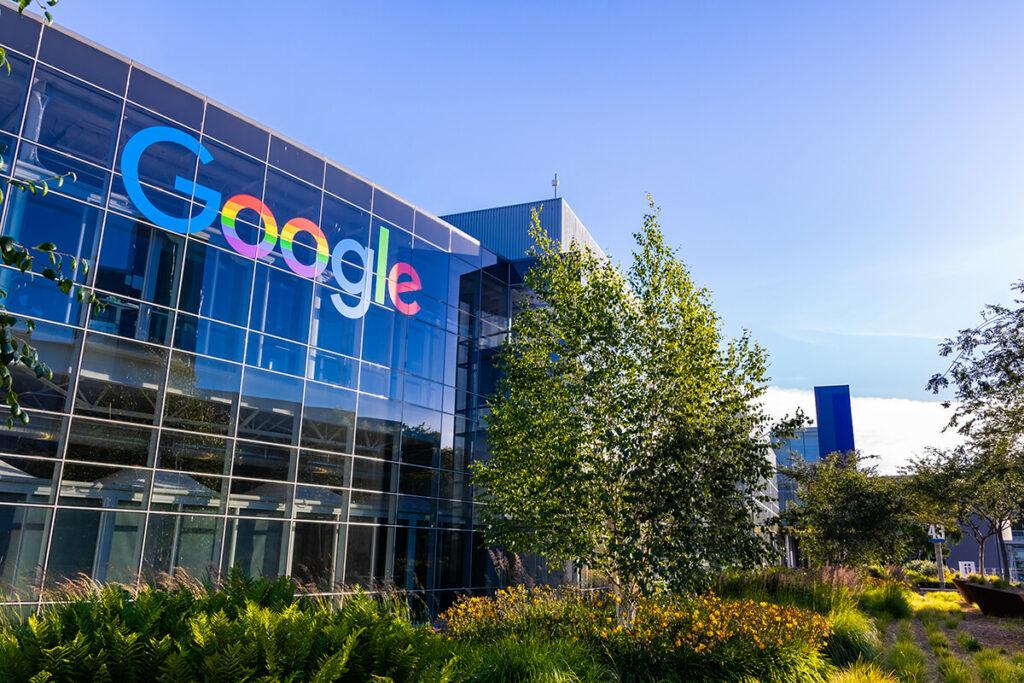 Kantoorgebouw Google