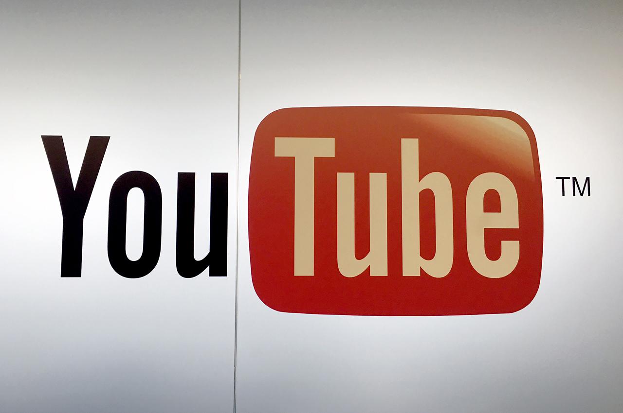 Het YouTube logo