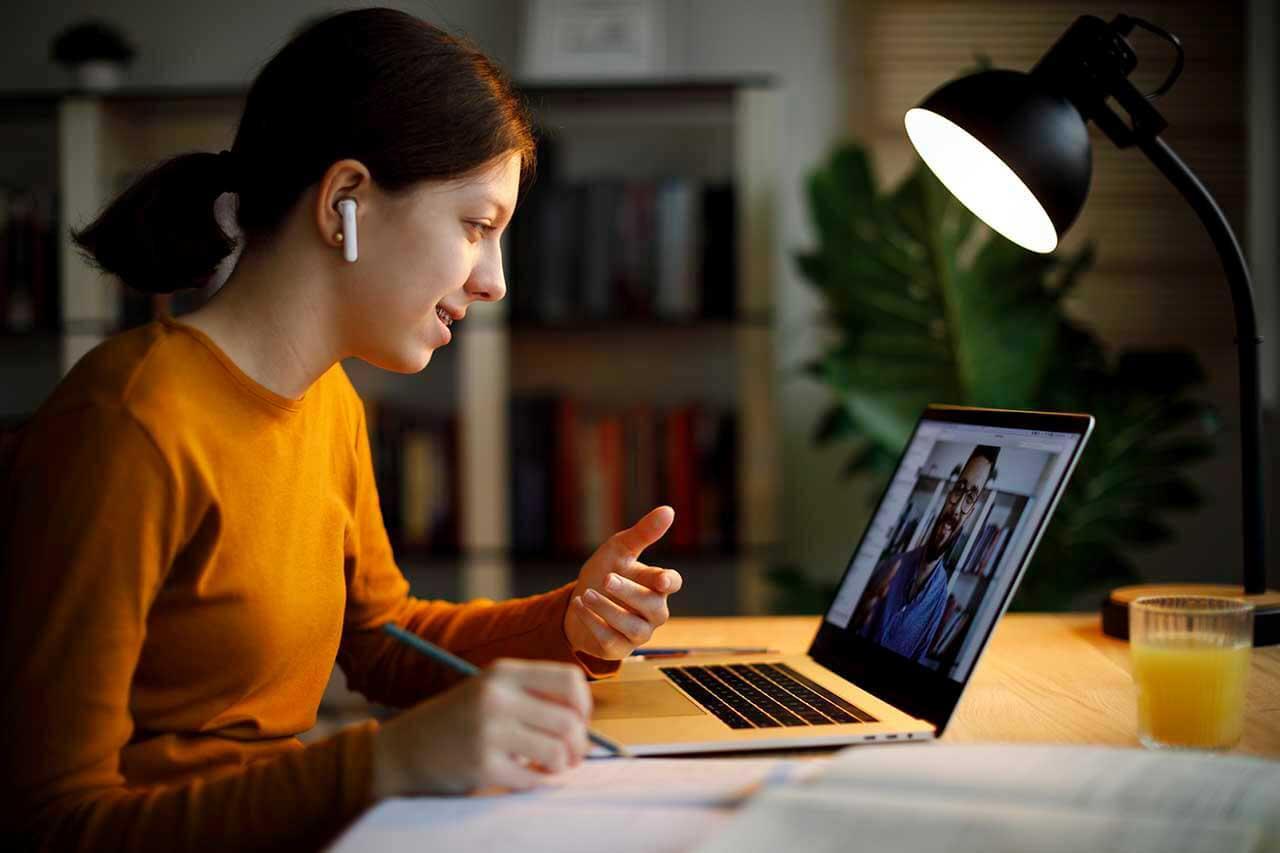 Monitor hybride onderwijs: hogere motivatie leerlingen bij actieve online les