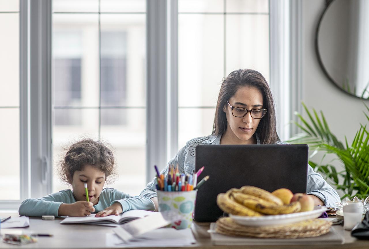 Monitor hybride onderwijs geeft zicht op inrichting en ervaringen onderwijs op afstand