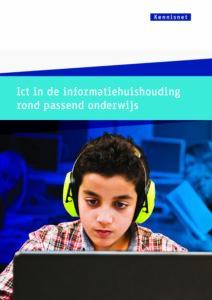 Ict in de informatiehuishouding rond passend onderwijs