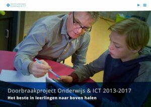 Doorbraakproject Onderwijs & ICT