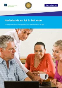 Nederlands en ict in het mbo