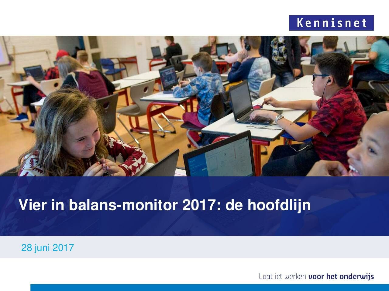 Vier in balans-monitor